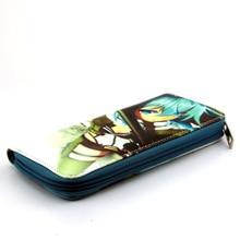Sword Art Online Asada Shino Printed Long Wallet