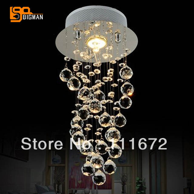 Us 102 0 15 Off Lustre Modern Crystal Chandelier Bedroom Lamp Small Kitchen Light In Chandeliers From Lights Lighting On Aliexpress Com Alibaba