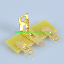 10pcs Terminal Strip Turret Tag Board 3 Lug Point to for Hifi Vintage Guitar Audio AMP DIY