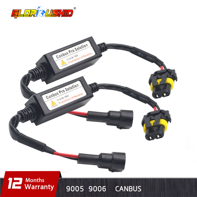 Canbus Decoder For <font><b>Led</b></font> Headlight for Car <font><b>Led</b></font> headlight Bulbs Fog Lamp <font><b>Can</b></font>-<font><b>Bus</b></font> <font><b>H7</b></font> H11 9005 9006 image