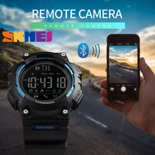 Smart Watch Remote Camera Call Reminder Pedometer Waterproof Man Sport Watches Relogio Masculino Digital Wristwatches Snartwatch