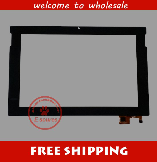 Original New Touch Screen Panel Digitizer Glass Sensor Replacement for 10.1 Medion Lifetab S10346 MD99282 Tablet Free Shipping original new 8inch cg78229a0 1 tablet touch screen digitizer touch panel glass sensor replacement free shipping