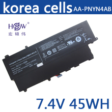 New genuine 7.4V 45Wh AA-PBYN4AB Battery for Samsung UltraBook 530U3C NP530U3B NP530U3C 530U3C-A01 530U3C-A02 530U3C-A03 13 3 laptop screen ltn133at23 b01 ltn133at23 801 ltn133at23 803 ltn133at21 for samsung np530u3c 530u3b 535u3c 530u3c 532u3c