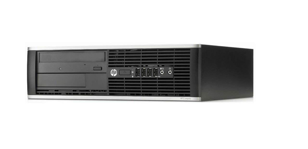 Hp Elite 8300 - Ordenador De Sobremesa (Intel  I7-3770, Lector 8GB De RAM, Disco SSD De 960 GB, Windows 7 PRO ) - Negro (Reacondicionado)