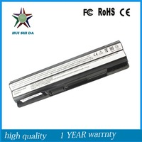 11 1v 4400mah New High Capacity Quality Laptop Battery For MSI BTY S14 BTY S15 E1315