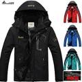 Thick Combat blusao Jacket Windbreaker Winter Jacket Men Brand Windproof Hood Parka Mens Jacket and Coats Male Outwear Windbreak