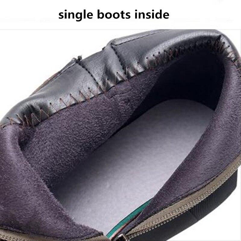 Mujeres Invierno Grueso Boots Moda Zapatos Cuero Elegante Otoño De Boots Mate Confort black Vaca Single 2018 Botas Alto green Newt Tacón Con Boots Winter Black OECqnwX