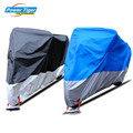 Upgrade Theftproof Motorcycle Cover Outdoor UV Protector Waterproof Dustproof Motorbike Motor Scooter Covers