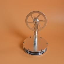 Получить скидку Стирлинга Двигатели для автомобиля модель низкая температура различие-, шатун Пособия по физике игрушка научный эксперимент подарок бесплатная доставка