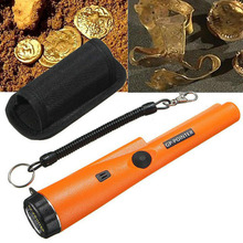 Metal Detector High sensitivity Hand Held Underground Metal detector Positioning rod With Holster (Battery not included)