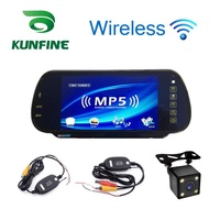 Car Styling 7 Inch TFT LCD Screen Car Rear View Monitor Display With Car MP5 Player