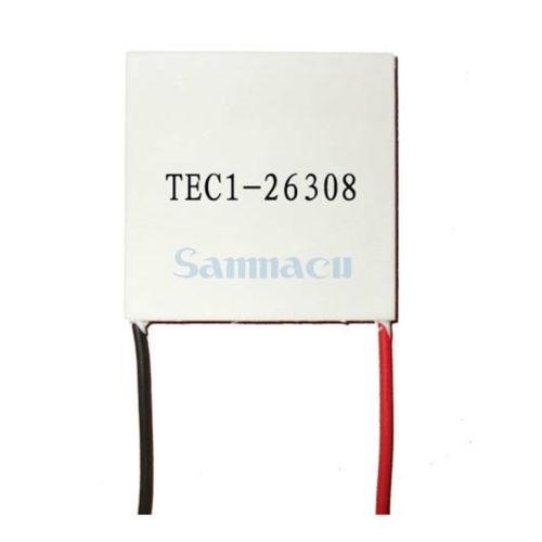 50x50x4.15mm 8A 15V 140W TEC1-26308 Thermoelectric Cooler Peltier Heatsink dynacord dynacord d 8a