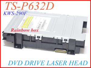 Image 2 - New TS P632 DVD+R/RW DRIVE TS P632D/SDEH Replacement  Player/Recorder overview TS P632D Mechanism ASSY