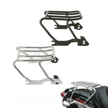 Motorcycle Detachable Solo Luggage Rack For Harley Sportster 1200 Custom XL1200C XL1200S 883 XL883C XLH883 1996-2003