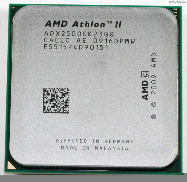 DOWNLOAD DRIVER: AMD ATHLON X2 250