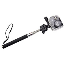 Portable Pocket Timer Camera Manfrotto Camcorder selfie stick for EKEN H9 H9R Sport Video Helmet Cam Action Cam Camera