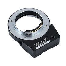 NEW TECHART LM EA7 6.0 II adapter obiektywu, automatyczne ustawianie ostrości do aparatu Leica M LM, Sony NEX, A9, A7RII A6300 A7SII