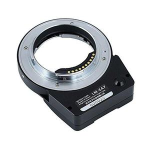Image 1 - محول عدسات تركيز تلقائي جديد من temap LM EA7 6.0 II لعدسة Leica M LM إلى سوني NEX A7RII A6300 A9 A7SII محول عدسات الكاميرات