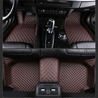 Car Floor Mats Rugsfor Chrysler Sebring 300C PT Cruiser Grand Voyager Crossfire Regal GL8 Royaum LaCrosse