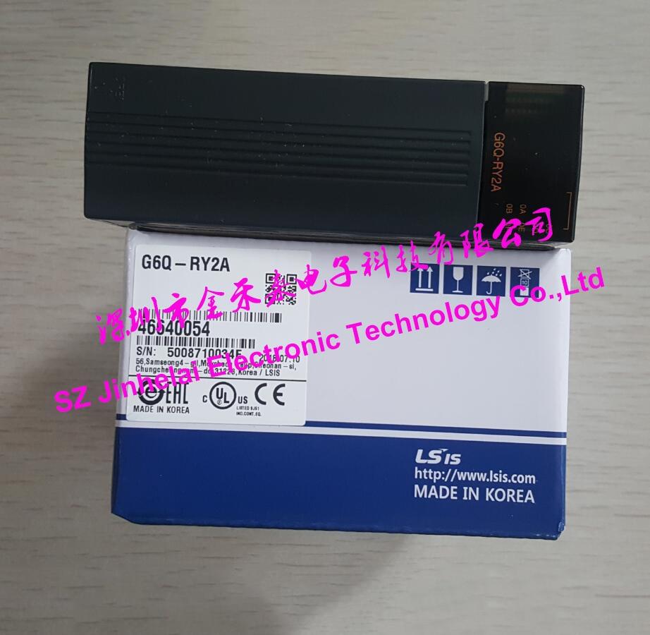 100% New and original G6Q-RY2A  LS(LG)  PLC 16 point output100% New and original G6Q-RY2A  LS(LG)  PLC 16 point output