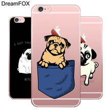 M439 Cute Dog Soft TPU Silicone Case Cover For Apple iPhone 11 Pro XR XS Max 8 X 7 6 6S Plus 5 5S SE 5C 4 4S animal series cute dog style phone case cover for iphone 4 4s brown black