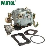 Partol Car Engine Carburetor Carb for Chevrolet Engine Models 350/5.7L 1970-1980 400/6.6L 1970-1975 Zinc Alloy Auto Carburetor