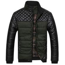 2016 New Classic Brand font b Men b font Fashion Warm font b Jackets b font