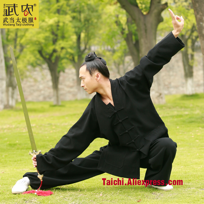 Wudang uniforms Tai Chi uniforms Kung Fu performance clothing Wushu Clothing martial art china tang dress for men bruce lee shirt tai chi martial art clothing kung fu clothes tangzhuang jacket