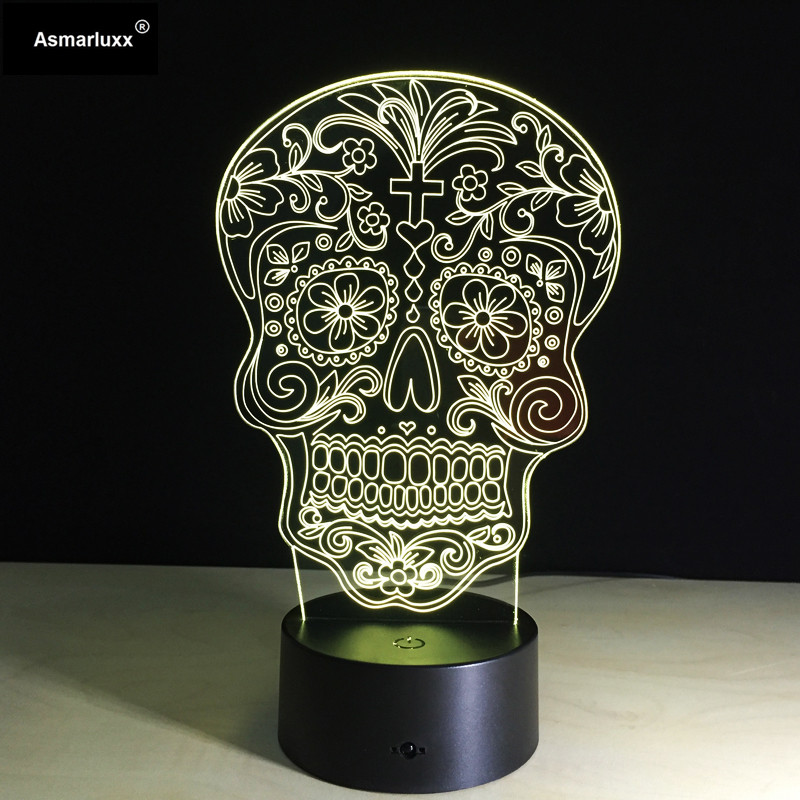 Asmarluxx 3D Night Lamp00376
