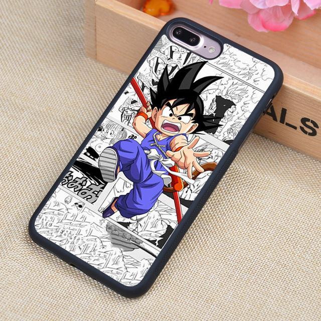 Dragon Ball Kid Goku iPhone Case