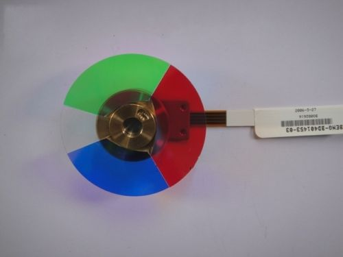 New DLP Projector Colour Color Wheel Model For BENQ DS655