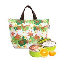 cooler bag keep food fresh Fashion Thickening thermal bags lunch box Large insulation package ice pack picnic bag free shipping