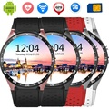 KingWear KW88 Smart Watch Android 5.1 OS 1.39 дюймов Amoled Экран 3 Г wi-fi Smartwatch Телефон MTK6580 GPS Тяжести Датчик Шагомер