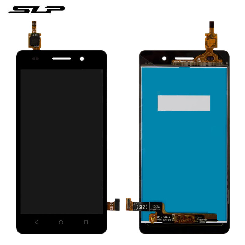 Skylarpu Black Complete LCD for Huawei Honor 4C Cell Phone Full LCD display with Touch screen Free Shipping