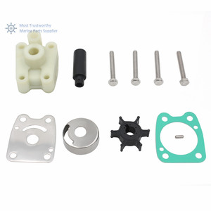 Water Pump Repair Kit 6E0-W0078-A2-00 for replacement Yamaha Marine 4/5 HP(China)