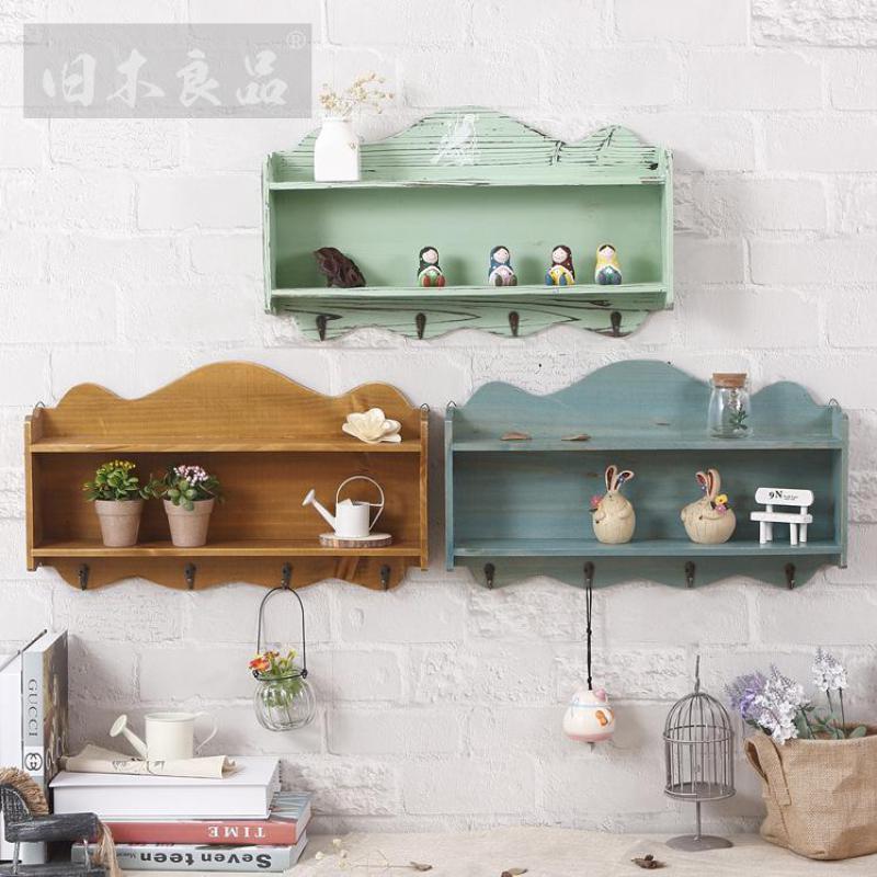Home Storage Organization Makeup Organizer Wooden Box Organizer For