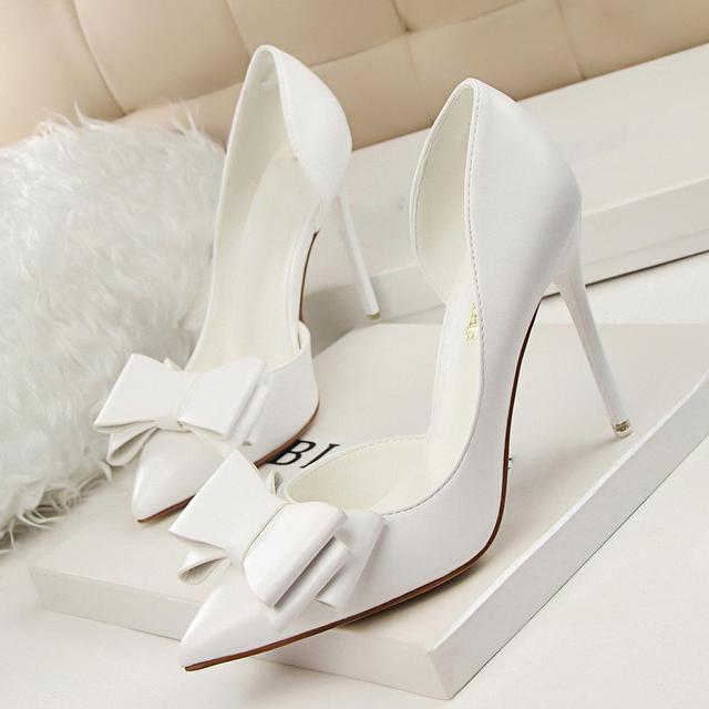 Classic High Heel Shoes