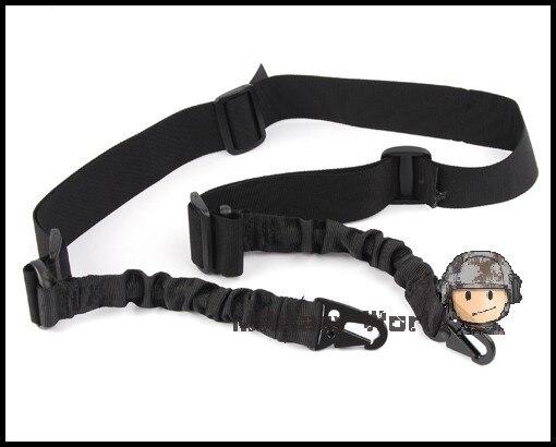 3 colores Militar Cinturón Táctico 2 Punto de Bungee Rifle Sling Airsoft Caza Do