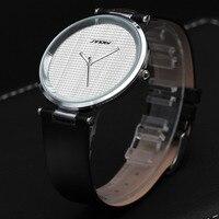 SINOBI Super Slimนาฬิกาสำหรับผู้ชายu ltrathin
