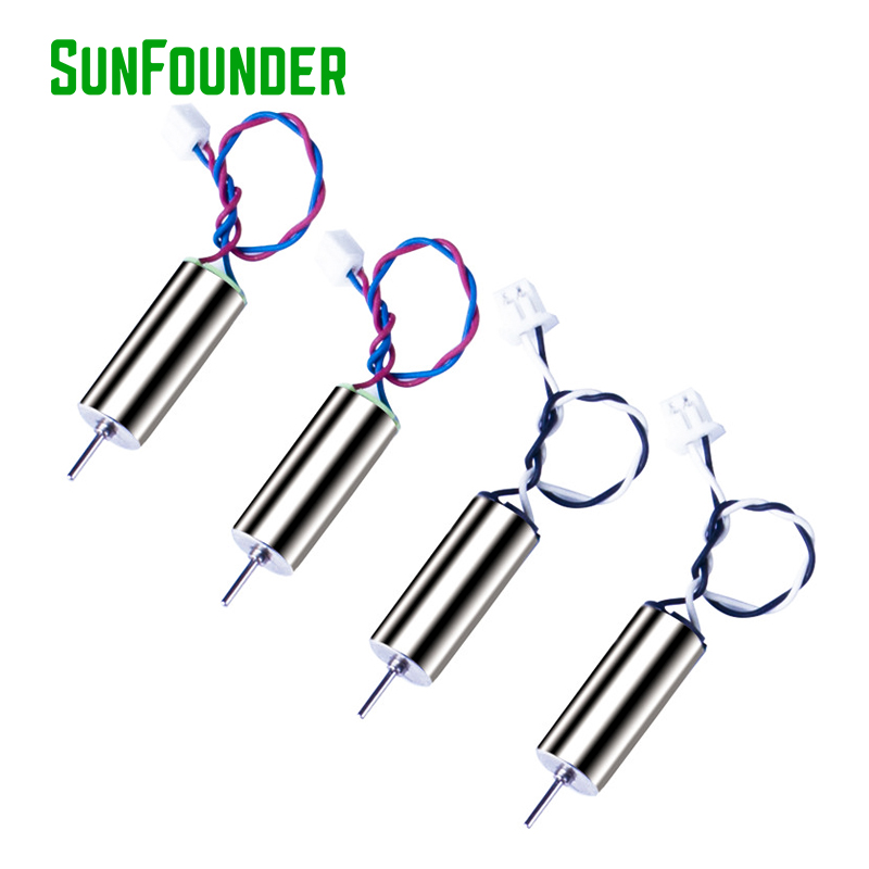 4pcs 6*15mm Motor 18100KV for Blade Inductrix FPV Tiny Whoop Eachine E010  E010c E010S with Micro JST 1.25 Plug rcmoy uav115 brushless micro fpv racing quadcopter drone f3 flight controll 800tvl vtx 10a esc tiny whoop blade inductrix