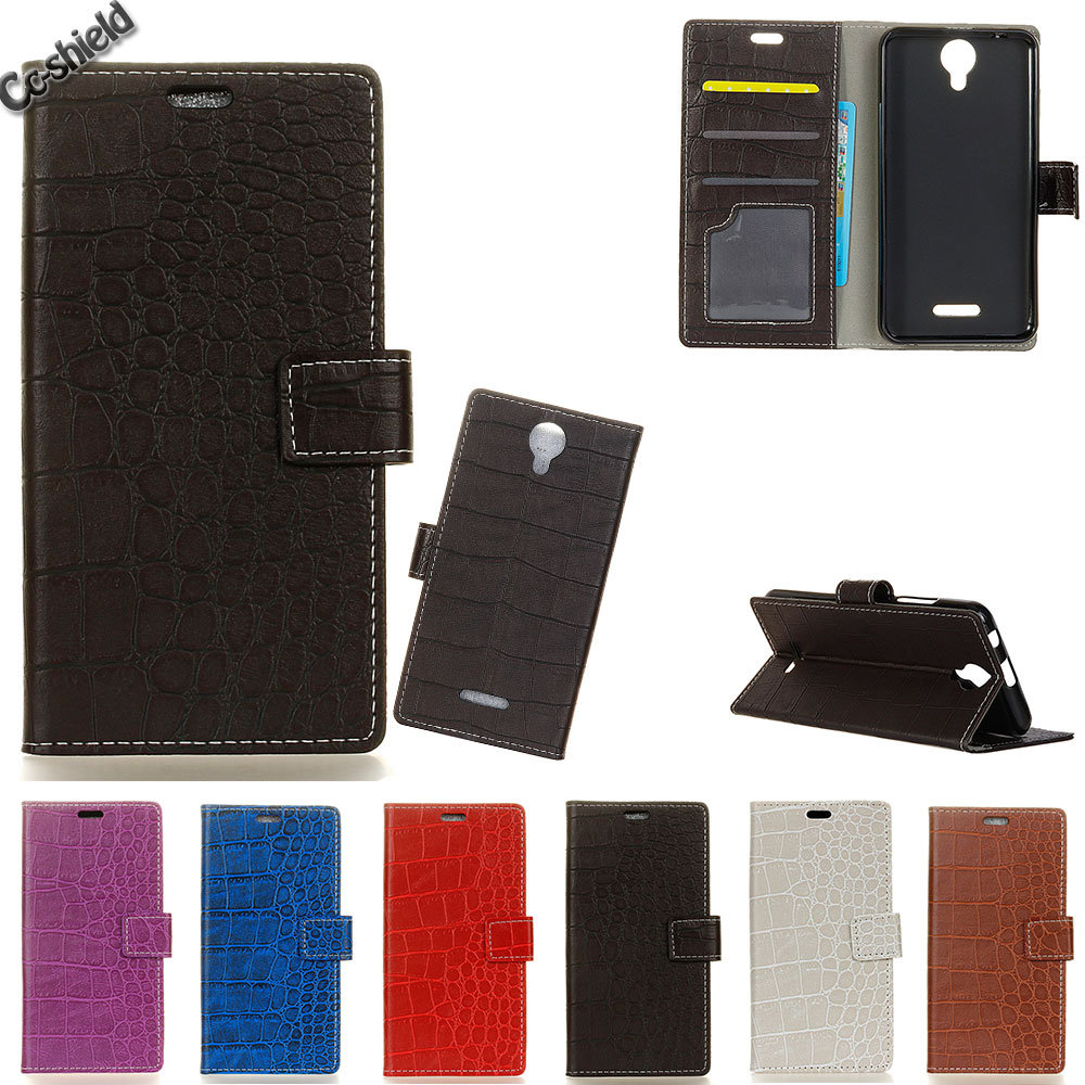 Flip Case For Wiko Harry Dual Sim LTE 5.0 Case Mobile Phone Leather Cover For Wiko Harry TPU silicon bumper wallet bag black