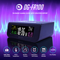 Digoo DG FR100 SmartSet Wireless Digital Alarm Clock Weather Forecast Sleep with FM Radio Clock Mutifunctional Colorful Screen|sleep alarm clock|sleep clock|sleep alarm -