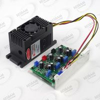 Industrial Focusable 300mW 650nm Red Dot Laser Diode Module TTL