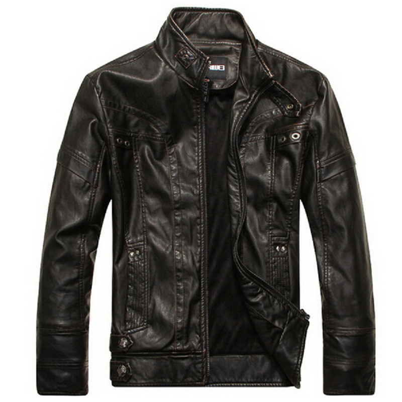 Aliexpress.com: Comprar Nueva marca de chaquetas de cuero