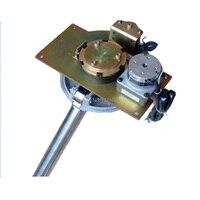 Vollautomatische drehkreuz mechanismus mit ce-zertifikat für zugangskontrolle gang
