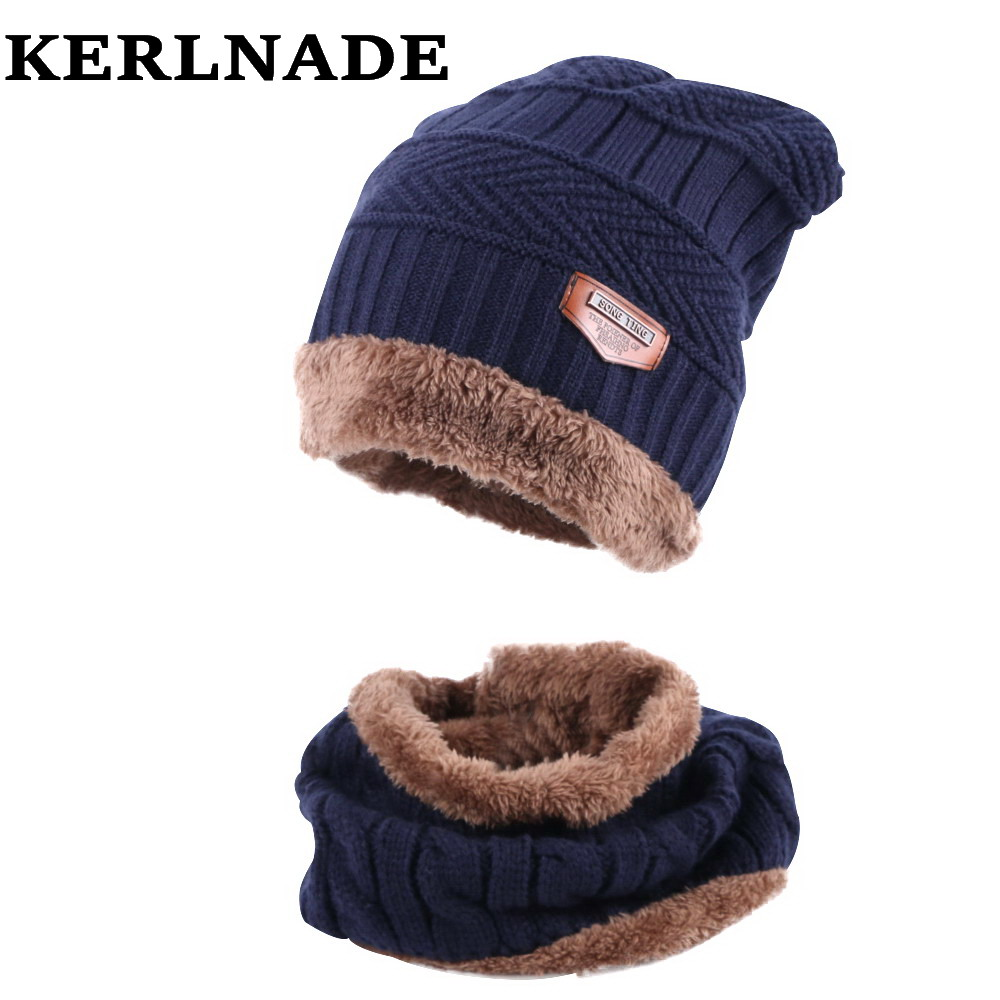 new fashion men winter hat with scarf women knitted thermal beanies Skullies Beanies unisex fashion winter hats aetrue winter knitted hat beanie men scarf skullies beanies winter hats for women men caps gorras bonnet mask brand hats 2018
