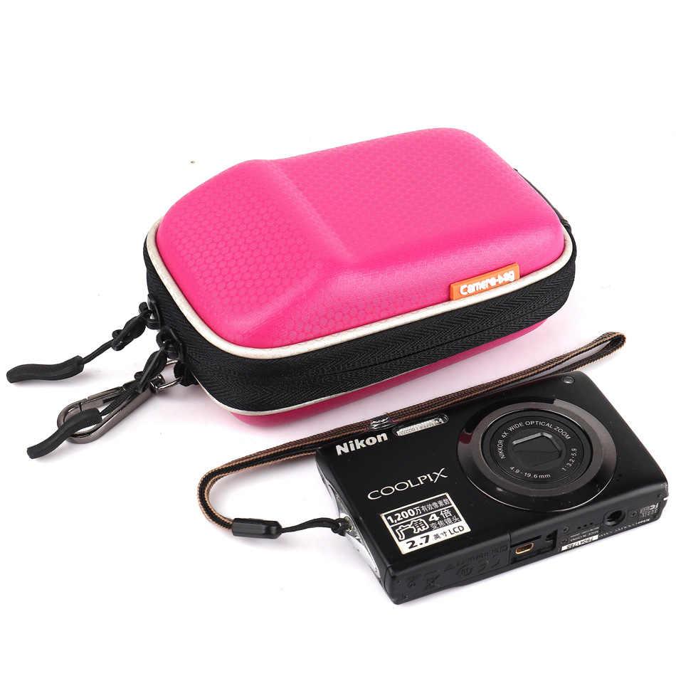 Цифровой Камера чехол для наушников для Nikon CoolPix P340 P330 P320 P310 P300 W300 W100 AW130 AW120 AW110 AW100 A300 A100 A10 L32 L31
