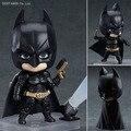 ¡ Caliente! NUEVA 10 cm liga de la Justicia batman figuras de acción juguetes muñeca de juguete de Navidad móvil Q versión Nendoroid Batman mejor regalo para niño