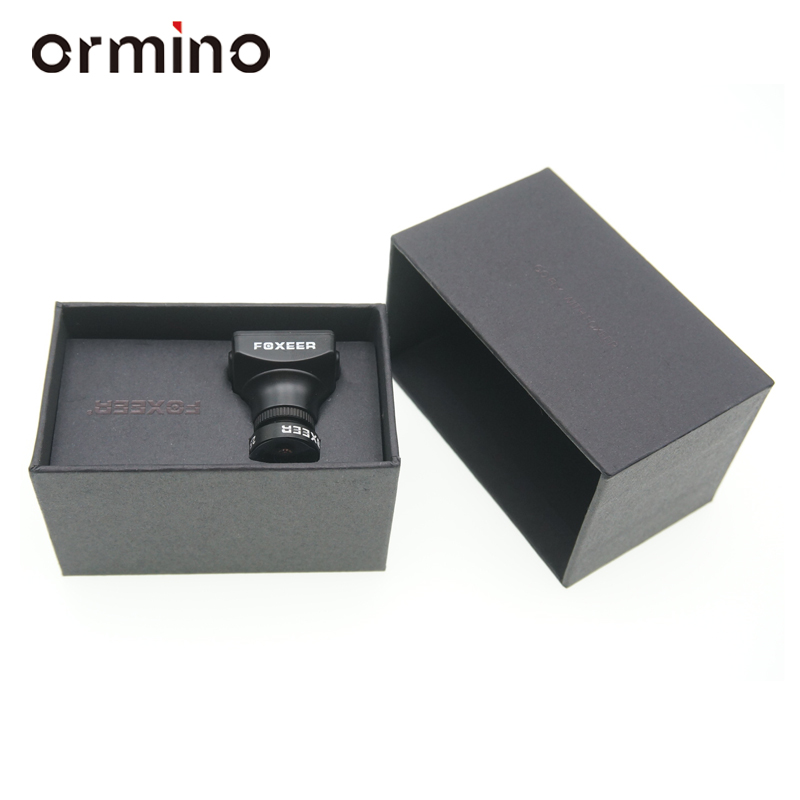 Ormino FOXEER Arrow V3 Camera 2.5mm 600TVL HAD II CCD PAL/NTSC IR Block Mini FPV Camera Built-in OSD MIC For Racing Fpv drone ormino free shipping 2016 new hs1177 upgrade foxeer arrow hs1190 600tvl ccd mini fpv camera with osd 2 8mm lens for fpv drone