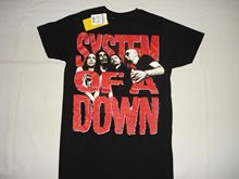 SYSTEM OF A DOWN SOAD ROCK NEW T-SHIRT: S-3XL SERJ TANKIAN METAL TOXICITY Summer The New Fashion for  T SHIRT Sleeve Top Tee